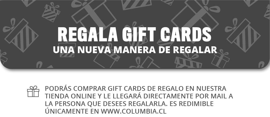 Regala gift cards una nueva manera de regalar