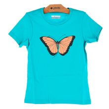 Polera Niña Matira Point™ Short Sleeve