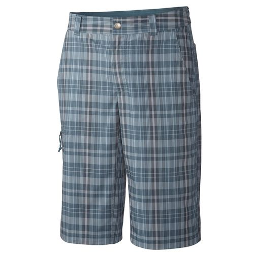 Short Cool Creek™ Stretch Plaid