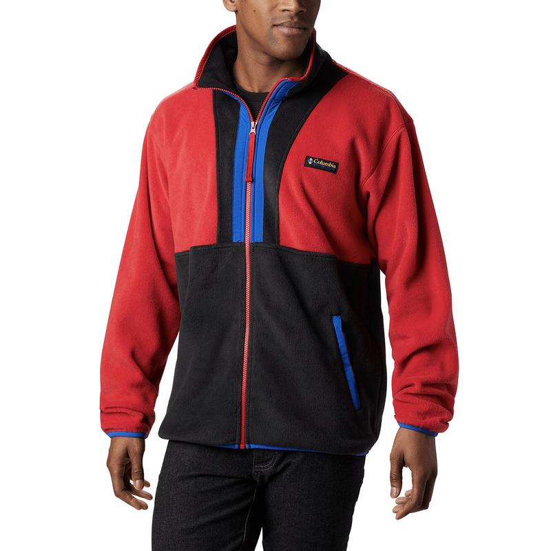 Polar-Back-Bowl™-Full-Zip-Fleece