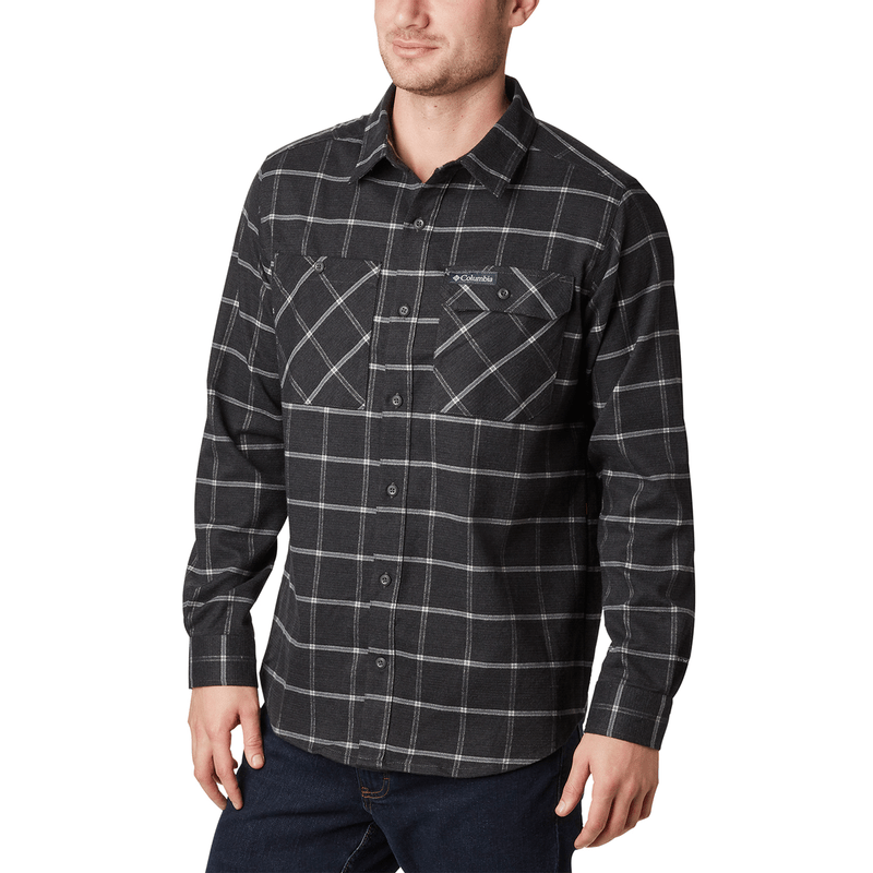 Camisa-Outdoor-Elements™-Stretch-Flannel