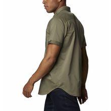 Camisa Manga Corta Hombre Buckhollow Short