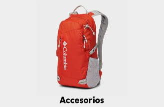 equipamiento y accesorios columbia
